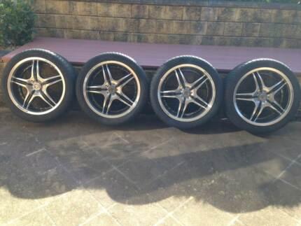 Michelin Tyres and Rims Hurstville Grove Kogarah Area Preview