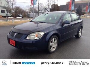 2010 Pontiac G5 SE- $82 B/W SE..LOW KMS...WINTER TIRES PLUS ALL