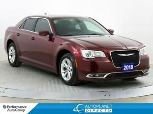 2018 Chrysler 300 Touring, Navi, Back Up Cam, Heated Seats!