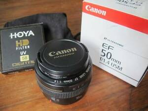 Awesome all rounder Canon f/1.4 50mm lens Nerang Gold Coast West Preview