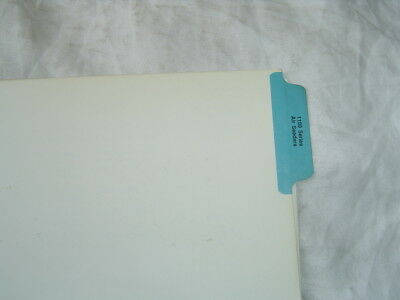 1987 Flexi-coil Flexicoil 1100 Air Seeder Parts Catalog Manual Book