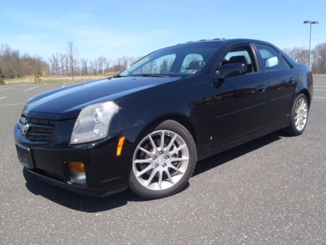 Image 1 of Cadillac: CTS 4dr Sdn…