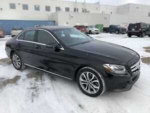 2017 Mercedes-Benz C-Class C 300 4MATIC- Leather, Navigation!