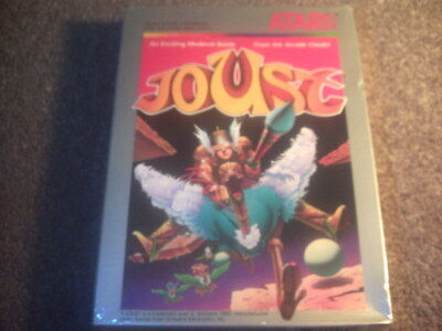 JOUST game (still factory sealed) for Atari 2600 or VCS