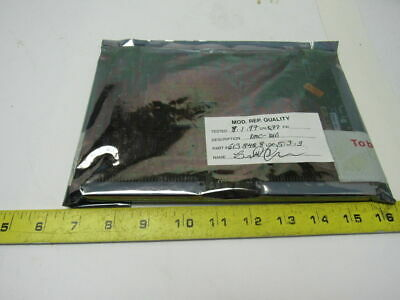 Agie Chamilles 613-840-8 Dmc-01b Wire Edm Circuit Board In Factory Sealed Bag