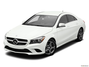 2015 Mercedes-Benz CLA 250-Class LOCATION TRANSFER LEASE