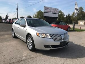 2012 Lincoln MKZ AWD *NAV* FULLY LOADED *ON SALW NOW!!