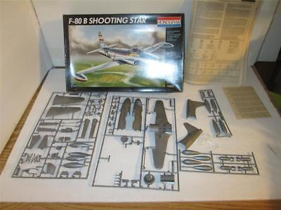 Monogram 1:48 #74003 F-80 B Shooting Star Open Box Complete for sale  Ravensdale