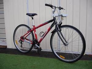 Black Red Aluminium Road Bike Kingsford Eastern Suburbs Preview