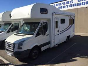 2010 VOLKSWAGON CRAFTER BEACH 4 BERTH Wangara Wanneroo Area Preview