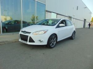 2014 Ford Focus SE CUIR TOIT GPS AUTO LEATHER ROOF MAGS NAVI