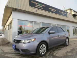 2011 Kia Forte AUTOMATIC,ALL POWERED,A/C, CERTIFIED,BLUETOOTH