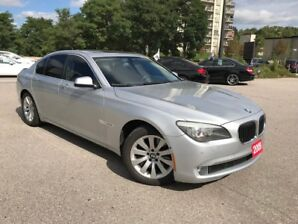 2009 BMW 7 Series 750i   EXECUTIVE PKG FULLY LOADED