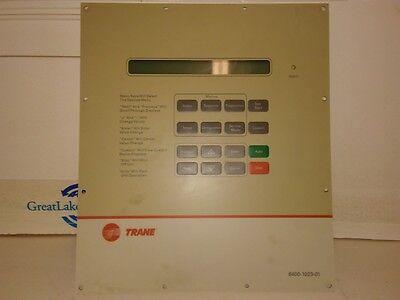 Trane Chiller Digital Adaptive Control Panel X1365085501 Rev 0.102