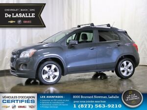 2014 Chevrolet Trax LTZ AWD Only one owner, very well maintained