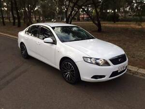 2010 Ford Falcon Sedan Parafield Gardens Salisbury Area Preview
