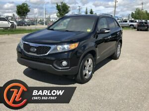 2012 Kia Sorento EX V6 / Back up Camera / Heated leather Seats