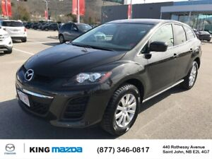 2010 Mazda CX-7 GX One Owner..Local Trade..Low Kms..Sleek Sty...