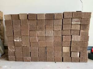 Austral Freedom Brown Bricks $1 Each