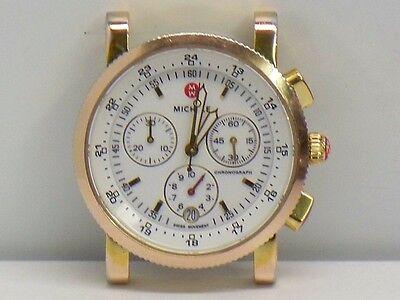 Michele Sport Sail MW01C00A9001 Chronograph Wristwatch 38mm Diameter