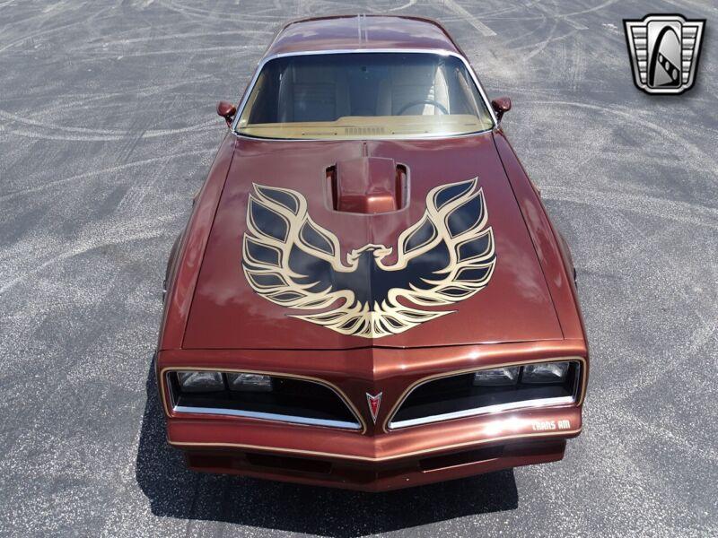 Image 3 Voiture Américaine de collection Pontiac Trans Am 1978
