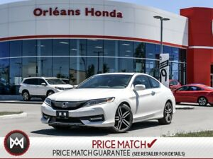 2016 Honda Accord Coupe Touring,LEATHER, NAVI, ROOF,HEATED SEATS