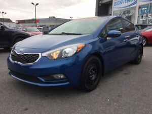 2014 Kia Forte EX, SIEGES CHAUFFANTS, CAMERA RECUL,BLUETOOTH,MAG