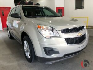 2011 Chevrolet Equinox LS AWD - AUTOMATIQUE - BAS MILLAGE !!!!