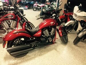 2016 Victory Motorcycles Vegas