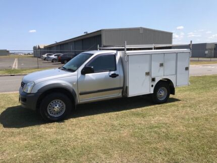 2004 Holden Rodeo Auto (1Year Free Warranty) Archerfield Brisbane South West Preview