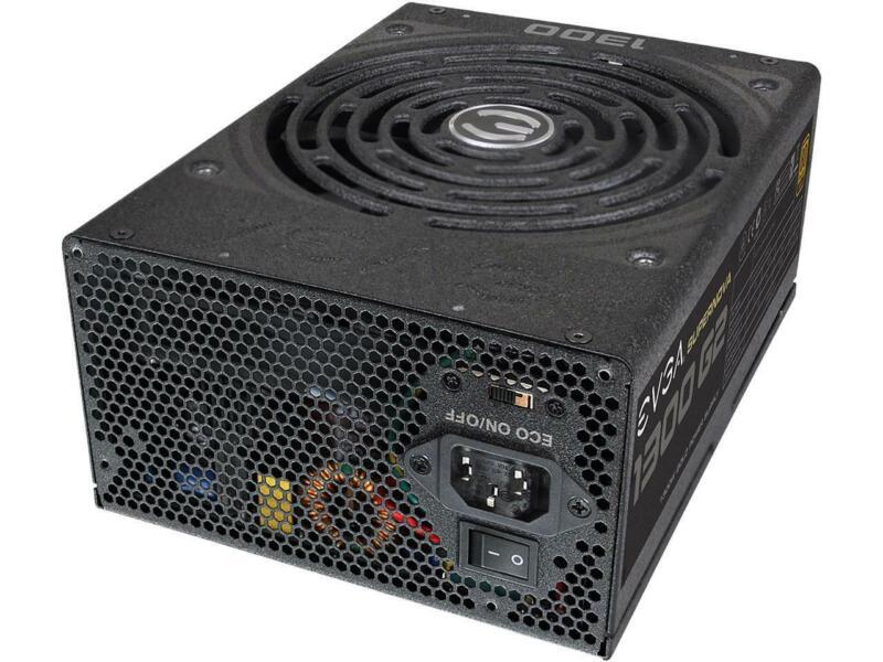 EVGA SuperNOVA 1300 G2 120-G2-1300-XR 80+ GOLD 1300W Fully Modular Includes FREE