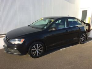 2015 Volkswagen Jetta Sedan Trendline + TURBO Gas