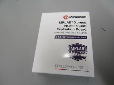 Microchip Mplabxpress Pic16f18345 Evaluation Board Dm164141
