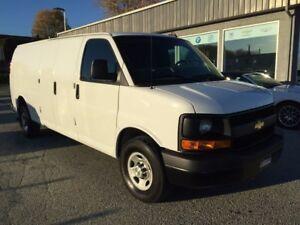 2016 Chevrolet Express Cargo Van Allongé