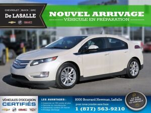 2014 Chevrolet Volt ...Clean and efficient / Avr. 2.0 L/100km