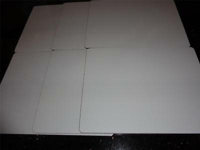 6 White Dry Erase Boards 9 X 12 Portable School Office Display Home