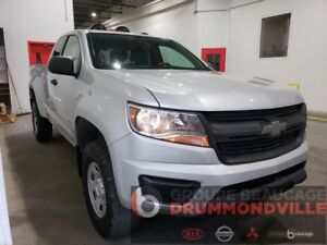 2017 Chevrolet Colorado EXT CAB - WORKTRUCK