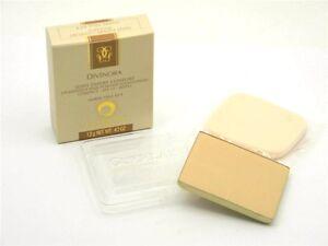 Guerlain Divinora Fine Powder Foundation Compact 613 Ambre Pale Refill