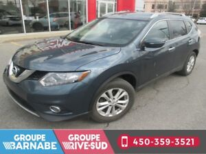 2014 Nissan Rogue SV+ TOIT PANO+CAM SV+PANORAMIC ROOF+BACKUP CAM