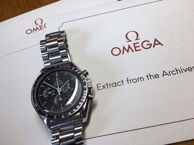 Omega Speedmaster Professional Moonwatch 145.022 69ST Cal.861
