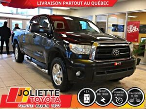 2012 Toyota Tundra SR5  4X4 BLUETOOTH TEMP. 2 ZONES, GROUPE REMO