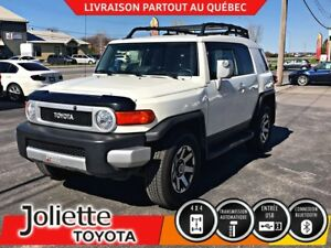 2014 Toyota FJ Cruiser EDITION CITY, 4X4 MODÈLE RARE LIQUIDATION