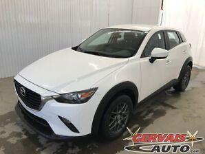 2017 Mazda CX-3 GX A/C Bluetooth Caméra de recul