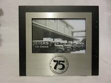 Rare Vintage Photo PETERS ICE CREAM Vans on 75th Ann Frame Dianella Stirling Area Preview