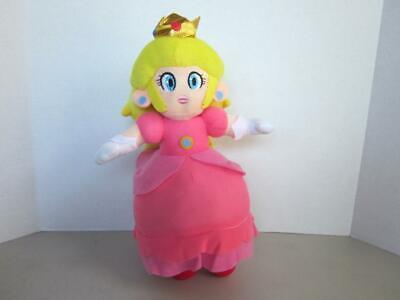 2011 Nintendo MARIO PARTY 5 PRINCESS PEACH Plush 14