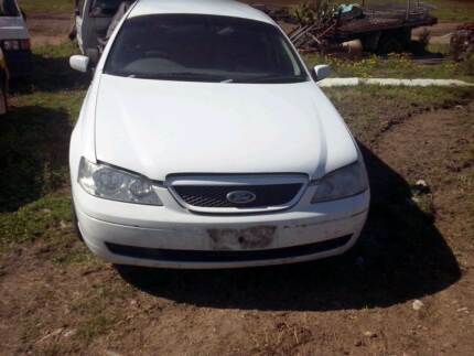 2003 Ford Falcon BA Stationwagon for parts Dungog Area Preview