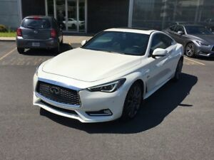 2017 Infiniti Q60 REDSPORT 400 HP/ ENSEMBLE TECHNOLOGIE!