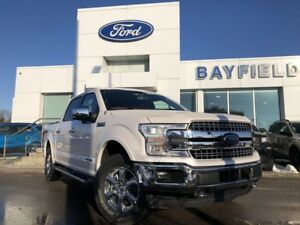 2018 Ford F-150 Lariat SYNC 3|KEYLESS ENTRY|REMOTE START|B&O...