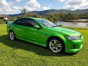 2007 SV6 Holden Commodore Sedan Oxenford Gold Coast North Preview
