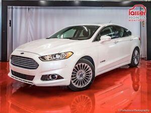 2013 Ford Fusion Hybrid Titanium ** BAS KILO ** COMME NEUVE**
